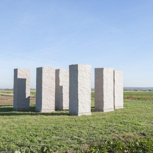 Skulpturen von Ulrich Rückriem